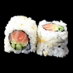 california saumon piquant 6p