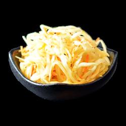 Salade choux