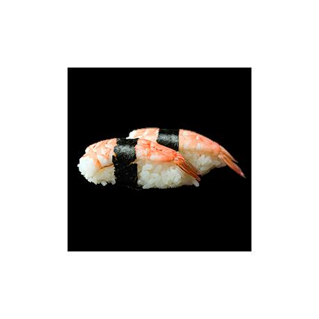 Sushi crevette 2p