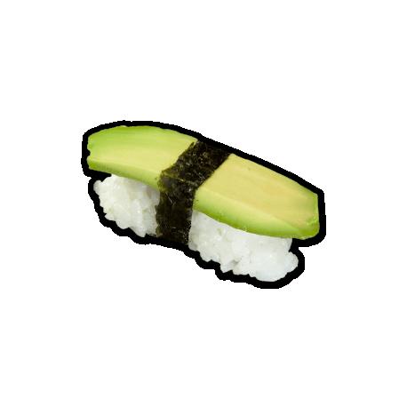 Sushi avocat 2p
