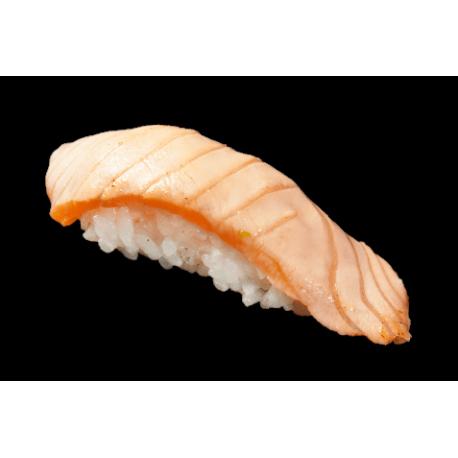 Sushi mi cuit saumon 2p