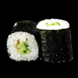 Maki concombre 6p