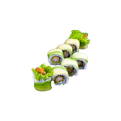 Dragon roll 8p