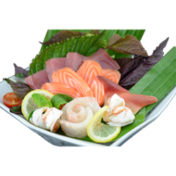 12p Sashimi océan