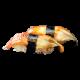 Sushi anguille 2p