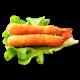 Crevettes panées 2p