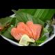 8P Sashimi saumon