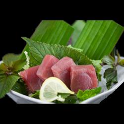 8p Sashimi duo saumon et thon